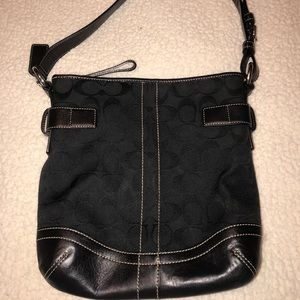Coach Crossbody Bag (Black)